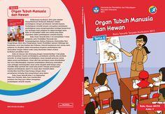 Download Buku Tematik Kurikulum 2013 SD/MI Kelas 5 Tema 6 Organ Tubuh Manusia dan Hewan Edisi Revisi Format PDF