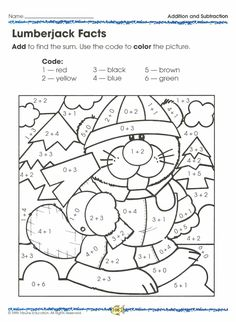 The complete book of MATH grades - U. Math Addition, Addition And Subtraction, Kindergarten Addition Worksheets, Number Worksheets, Tracing Worksheets, Colegio Ideas, Grande Section, Math Words, Color By Numbers