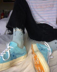 Bachelor Blue Tyler The Creator GOLF le FLEUR || ASAP Rocky Guess Cotton Candy Tee