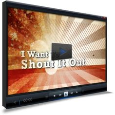 Shout Children's Ministry Worship Video http://www.childrens-ministry-deals.com/products/shout-worship-video