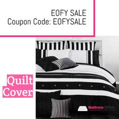 EOFYSALE - An Ultimate Guard to your Quilt – Best Quilt Cover  🛍LAY DOWN FOR LESS At #MATTRESSOFFERS - FOR YOUR BEAUTIFUL HOUSE🛍  COUPON CODE FOR DISCOUNT  ==> COUPON CODE - EOFYSALE  Buy Now Pay Later in Slice with - Afterpay | ZipPay | Humm | Laybuy | Latitudepay | Payitlater   A quilt cover is usually applied to guard a quilt against getting tear and wear and additionally, to beautify a bed with style.  #EOFYSALE #quiltcover Quilt Cover, Beautiful Homes, Mattress, Comforters, Coupon, Quilts, Blanket, Bed, House