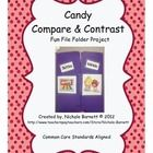 Candy Compare  Fun File Folder Project which is quick, fun and easy for your students! Great for Upper Elementary and Middle School!  ...