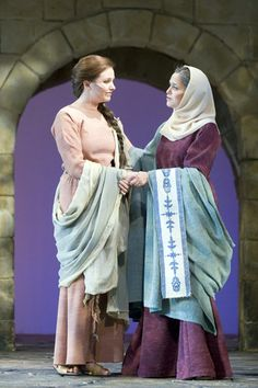 Older Mary with Mary Magdalene