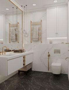 Master Bathroom Design, Bathroom Interior, Bathroom Decor, Elegant Bathroom, Bathroom Design Luxury, Bathroom Design Small, Luxury Bathroom, Bathroom Decor Luxury, Bathroom Interior Design