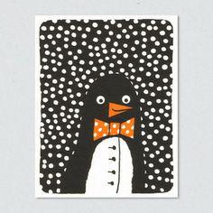 Lisa Jones studio-Image of Penguin Suit