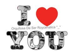 orgullosa de ser Roycenatica