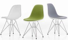 Eames stole. Elegante, smukke og utroligt flotte stole.
