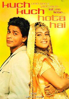 Kuch Kuch Hota Hai - 1998 Enter the vision for. Comedy Type and Films Original is name Kuch Kuch Hota Hai. Kuch Kuch Hota Hai, Srk Movies, Hindi Movies, Good Movies, Movies Free, Shahrukh Khan And Kajol, Shah Rukh Khan Movies, Aamir Khan, Ranveer Singh
