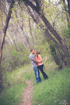 engagement session by eMarie Photography