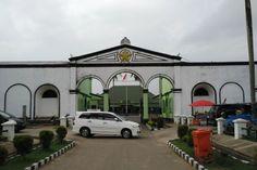 Mengenal Benteng Kuto Besak yang Bersejarah di Palembang