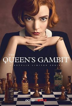 The Queen's Gambit (2020-) Thomas Brodie Sangster, Cinema Tv, Netflix Series, Shows On Netflix, Tv Series, Thea Queen, Gambit Wallpaper, Movies Showing, Movie Posters