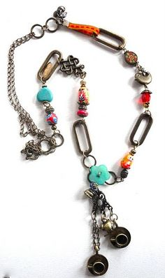 Tea4two - necklace