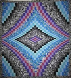 Quilting Ideas | Project on Craftsy: Bargello Quilt Top ...