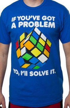 Rubiks Cube Shirt