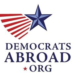 Democrats Abroad strives to provide Americans abroad a Democratic voice in our government and elect Democratic candidates by mobilizing the overseas vote.