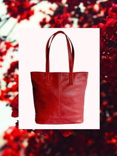 The Cheryl Leather Bag - limited stock available in brown and red in South Africa for discounted price - 00 - DM us to place order with free delivery in South Africa Shopping Spree, Shopping Bag, Leather Handbags, Leather Bag, Red Bags, Coat Of Arms, Luxury Bags, Cheryl, New Trends