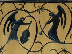 Figur, Konst, Angel, Skulptur