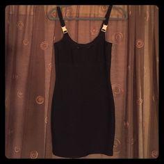 Selling this Marciano Black Bandage Dress in my Poshmark closet! My username is: starlit87. #shopmycloset #poshmark #fashion #shopping #style #forsale #Marciano #Dresses & Skirts