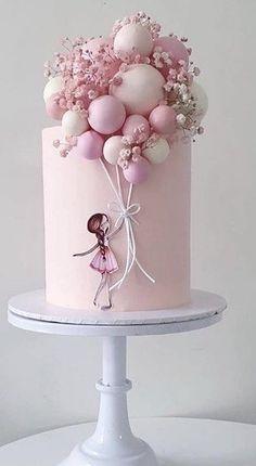 Elegant Birthday Cakes, Beautiful Birthday Cakes, Baby Birthday Cakes, Birthday Cake Girls, Birthday Parties, Igloo Cake, Sofia Cake, Cakes Plus, Homemade Desserts