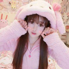 Se inscrevam no meu canal que vou deixar no próximo pin!💓😚 Looks Kawaii, Cute Kawaii Girl, Kawaii Goth, Cute Korean Girl, Cute Asian Girls, Cute Girls, Kawaii Fashion, Cute Fashion, Kawaii Cosplay