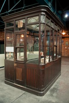 Platform Ticket Office by davidfowler2000, via Flickr