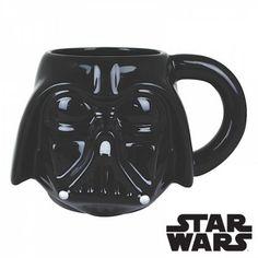 Un mug Dark Vador en 3D, juste pour frimer dans l'open-space !