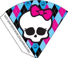 Monster High Crafts, Monster High Party, Scrapbook Letters, Diy Box, Science Projects, Crafts For Kids, Creations, Monsters, Parties