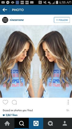 Blonde highlighted baylage - love this Spring Hairstyles, Pretty Hairstyles, Hairstyle Ideas, Brown Hair With Blonde Highlights, Baylage Blonde, Face Frame Highlights, Front Highlights, Summer Highlights, Hair Stations