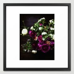 Still Life Yves Piaget Framed Art Print, Fleur Inc. on Society6