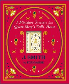 Written in rhyming text and illustrated in full color, this is the charming tale of a fairy named Joe Smith, who is blown out of fairyland into the streets of 1920s London. A Miniature Treasure from Queen Mary's Dolls' House by Fougasse 9780763677633/10 & up