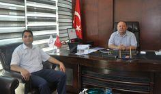 Başsavcı Türkol'dan Başkan Tarhan'a Veda Ziyareti - Kadirli Haber, Son Dakika Haberleri, Osmaniye Haber, Adana Haber, Kadirli Haberleri