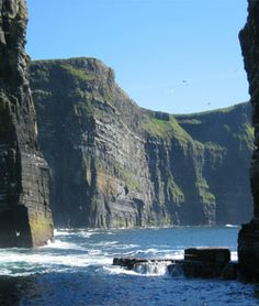 Cliffs of Moher  Simply breathtaking.