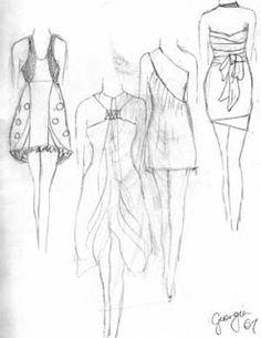 Fashion designing for beginners sketching 91