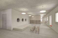 Galería de Jardín Infantil en Rodeneck / pedevilla architekten - 6