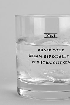 Rules Of Drinking Cocktail Glass - Urban Outfitters