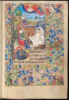 Horae, orationes Místo Oseku Datace 1450-1500 Jazyk lat Forma dokumentu codex
