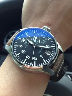 IWC Big Pilot. One day you shall be mine!