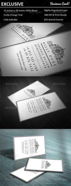 Royal business card template psd business card templates exclusive business card graphicriver this time ill introduce you the new business card design suitable for any agency company and studio reheart Choice Image