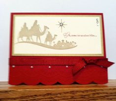 Christmas 2013 Bethlehem 2 by LMstamps - Cards and Paper Crafts at Splitcoaststampers