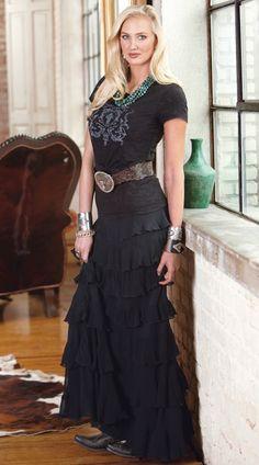 ❤ Cowgirls Fashions Princess skirt marrikanakk.com. #ATBxPBFashionRoundup