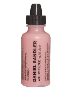Watercolour™ Liquid Blush by Daniel Sandler- golden glow