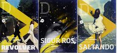 Revista Dale by Gonzalo Nogues, via Behance