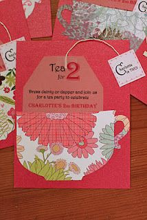 tea party invite!