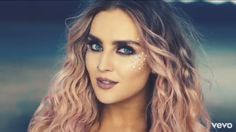 """Perrie Edwards """"shout out to my ex"""" makeup look"""