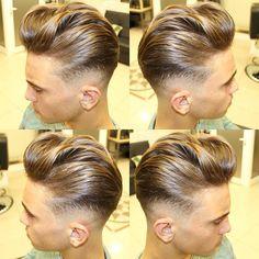 Haircut by agusbarber_ http://ift.tt/1Q5lmbh #menshair #menshairstyles #menshaircuts #hairstylesformen #coolhaircuts #coolhairstyles #haircuts #hairstyles #barbers