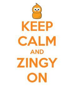 Zingy!