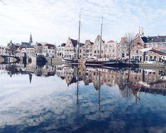 Goeiemorgen Haarlem  Fijne week allemaal! #haarlem #haarlemcityblog #haarlemcity #spaarne #holland