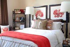 Image result for white coral beige bedroom