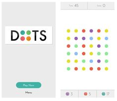 Wildly popular game Dots comes to Android and Kindle Fire