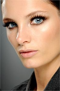 Gucci Milano - SS13 - Amazing makeup from the show!